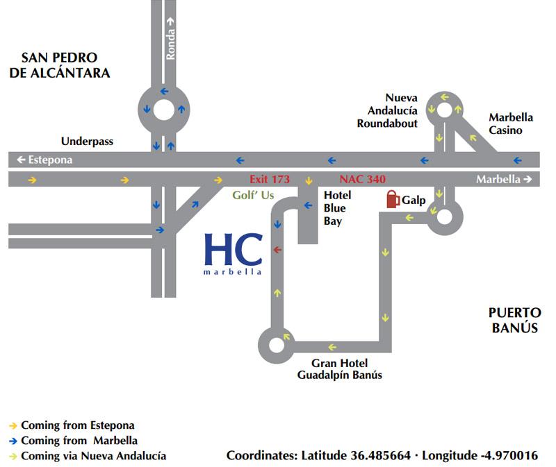 Localización HC Fertility