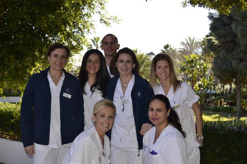 Experiencias en HC Marbella