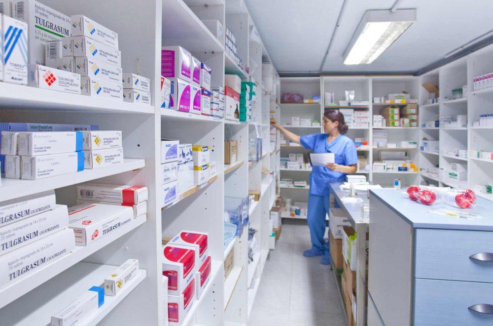 Farmacia Oncología