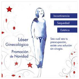 Láser Ginecológico Promoción Navidad