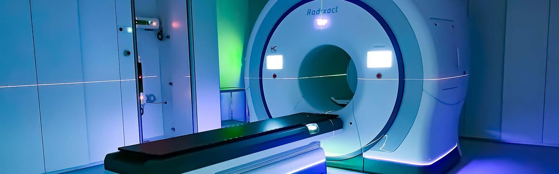 La nueva radioterapia