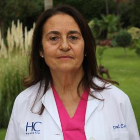 Doctora Ángela Escobar 2018