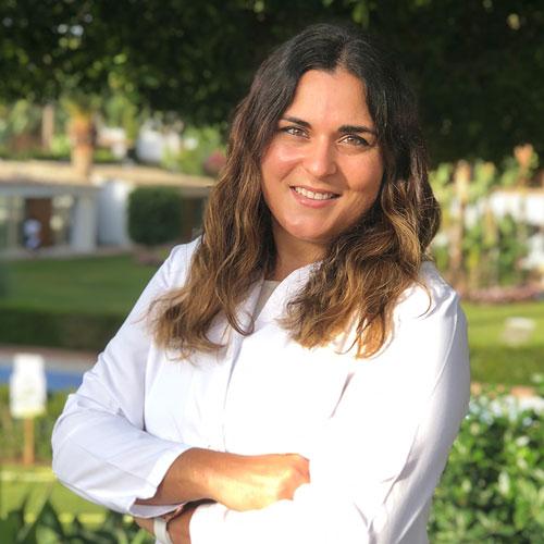 Dra. Cristina Espada ginecóloga