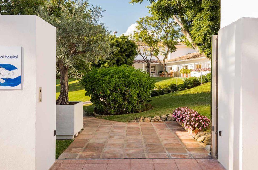 entrada nueva HC Marbella
