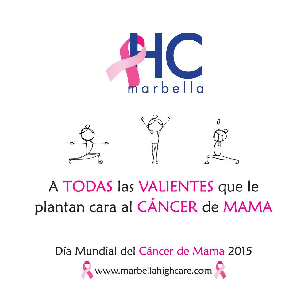 Día Mundial del Cáncer de Mama 2015