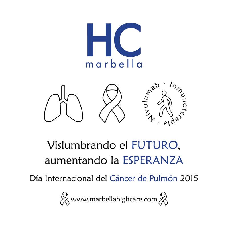 Día Internacional del Cáncer de Pulmón 2015