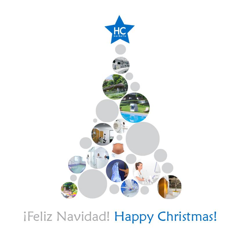 ¡Feliz Navidad! Happy Christmas! Frohe Weihnachten!