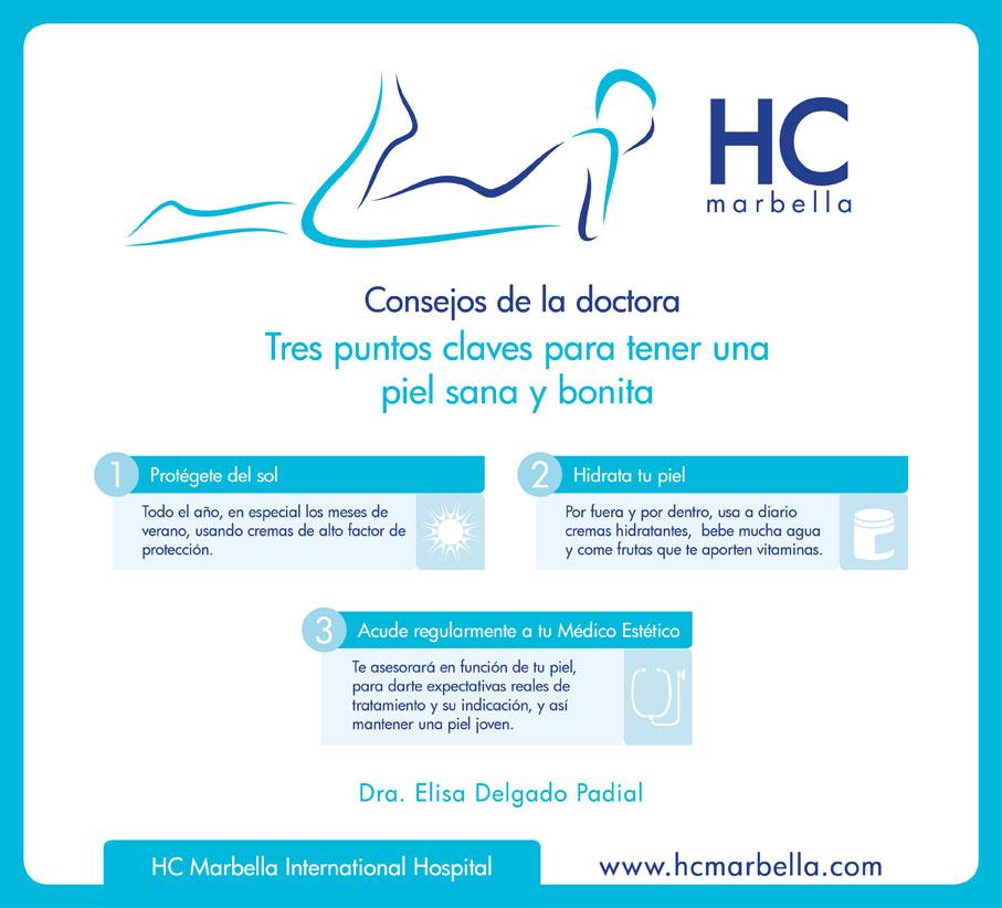 Consejos de la doctora