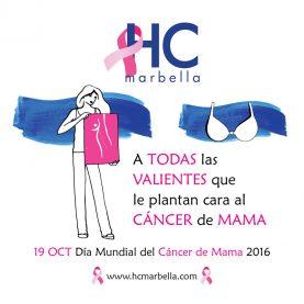 Día Internacional Cáncer de Mama 2016