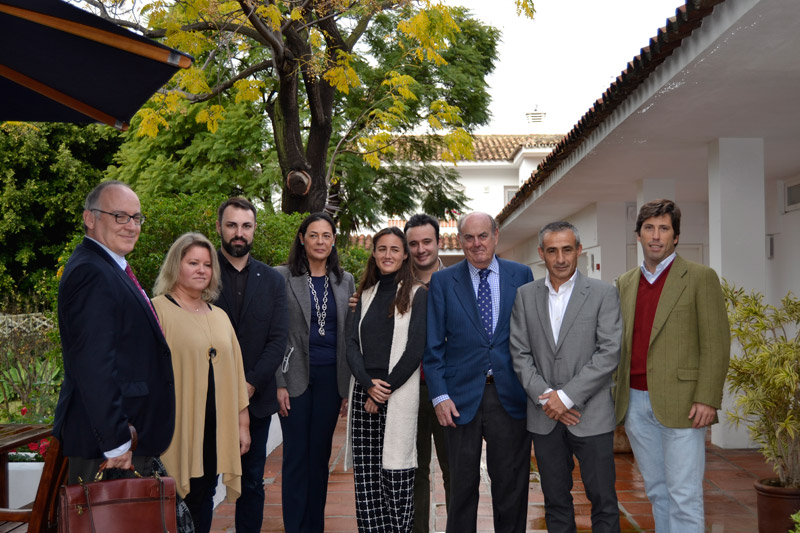 Presentación Centro de Protones en Marbella