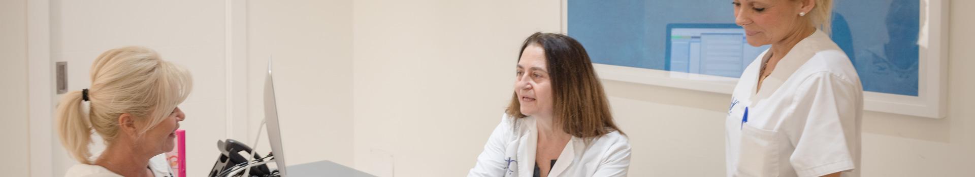 Consulta ginecología Marbella