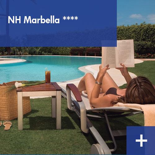 Hotel NH Marbella alojamiento