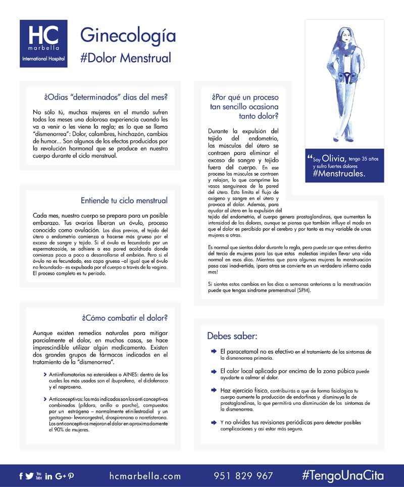 Dolor Menstrual Marbella