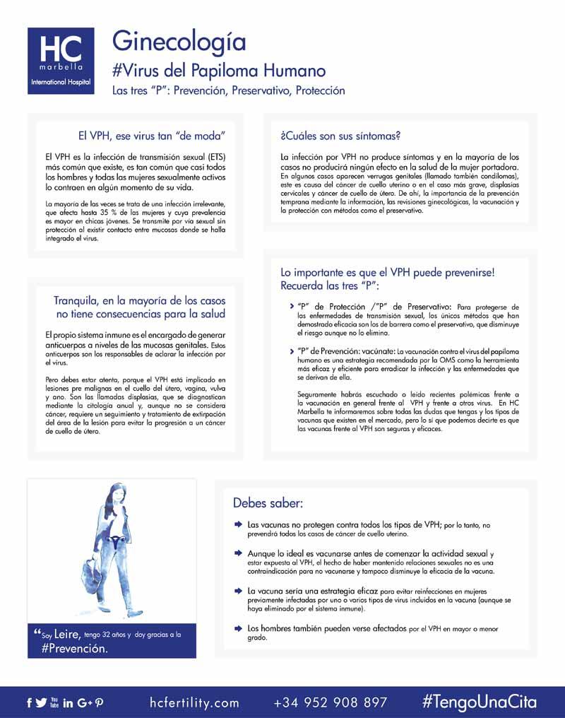 Tratamiento VPH en Marbella
