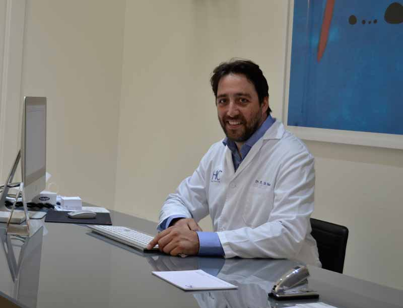Dr. Di Mauro en Marbella