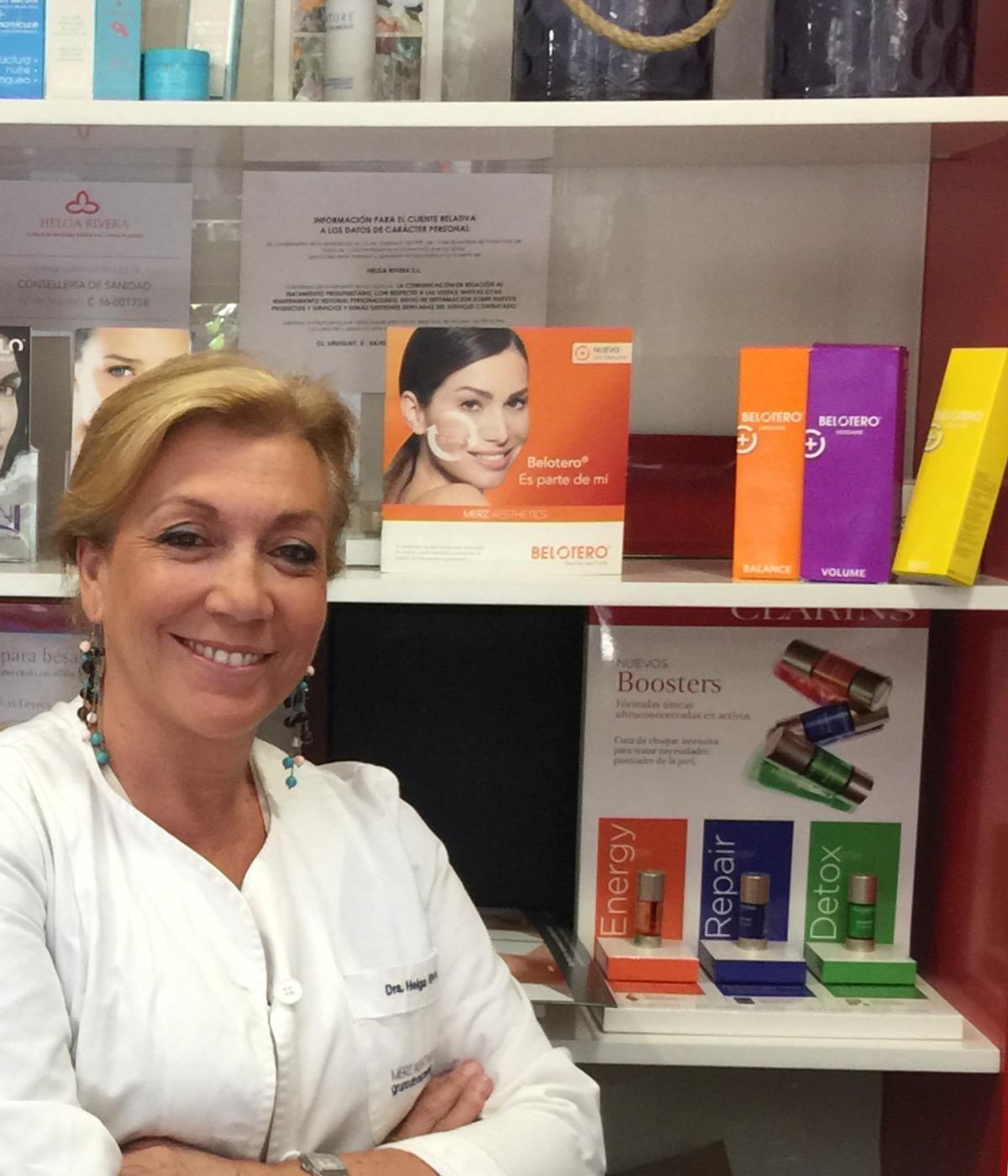 Dra. Helga Medicina Estética
