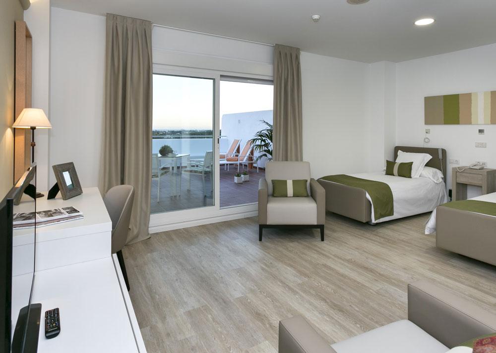 Habitaciones Aldea La Quinta Resort en Marbella