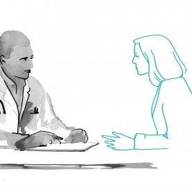 el médico y su paciente
