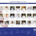Equipo Unidad Oncología 2018 con fisio