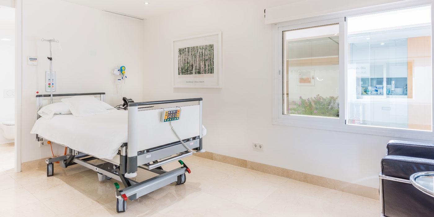 Habitación Hospital HC Marbella