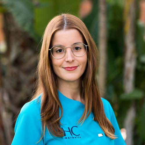 Miriam Valcárcel Andreu embrióloga
