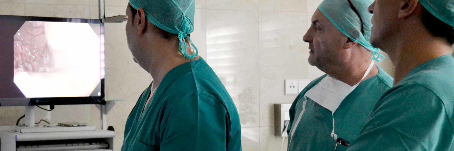 Aparato digestivo cirugía