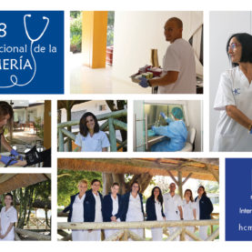Dia Internacional de la Enfermería 2018