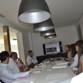 Sesión clínica biopsia líquida en HC Marbella