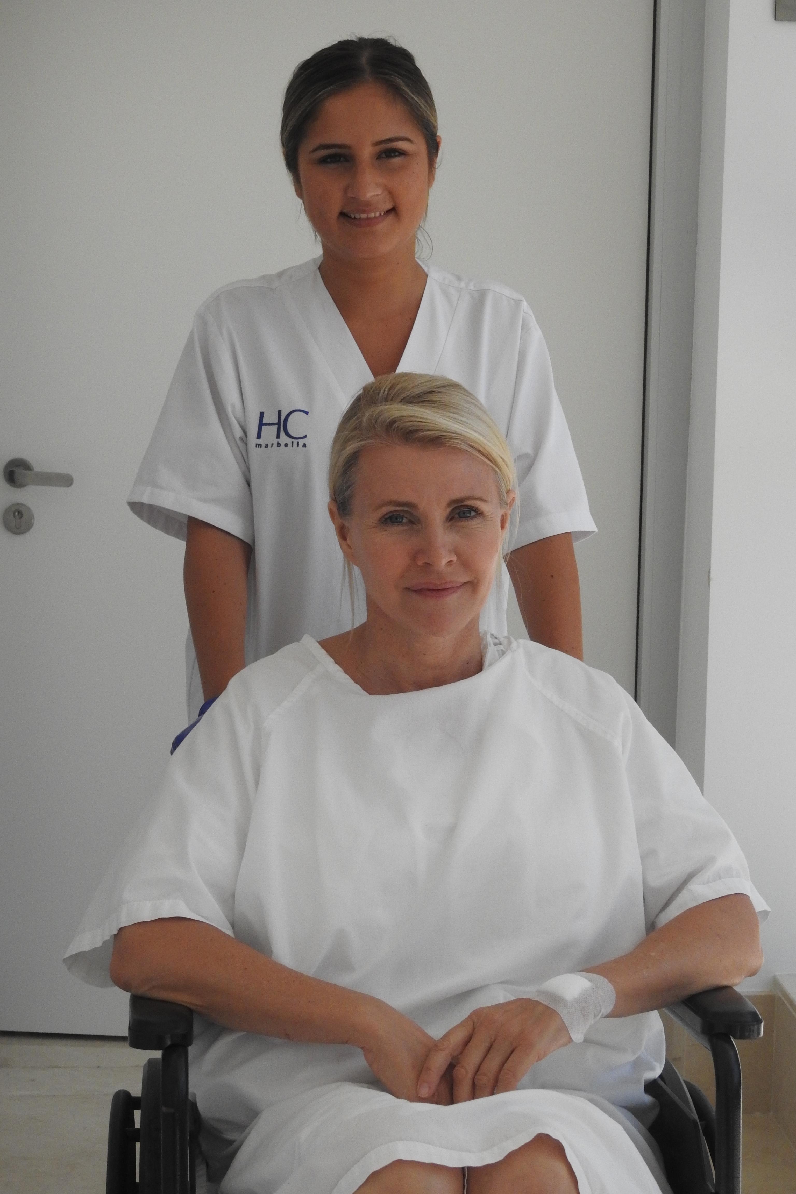 Cirugía Oncológica Nina Junot