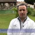 Tomás Arrazola, video en HC Marbella
