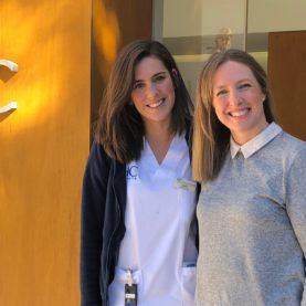 María y Lorena en HC