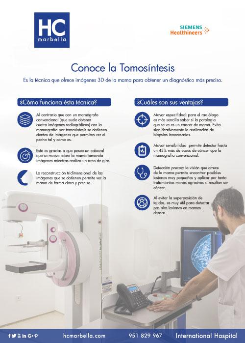 Leer sobre la tomosíntesis