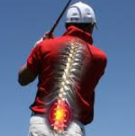 Traumatologia- Lesiones Golf