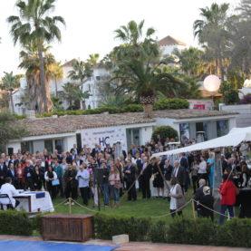 Inauguración ampliación HC Marbella I