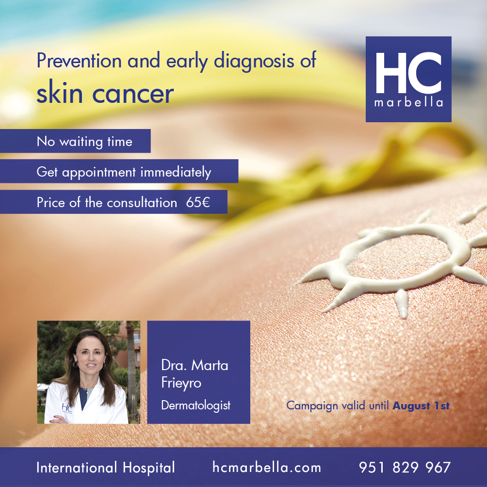 Prevention and early diagnosis of skin cancer Campaign