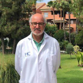 Dr. Salvador Álvarez Martín, médico d...