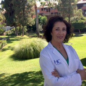 Dr. Ana Rosa Jurado, specialist in Me...