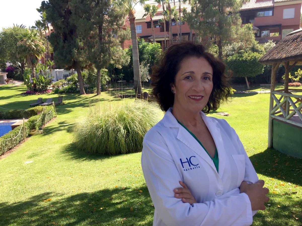 Doctora Ana Rosa Jurado