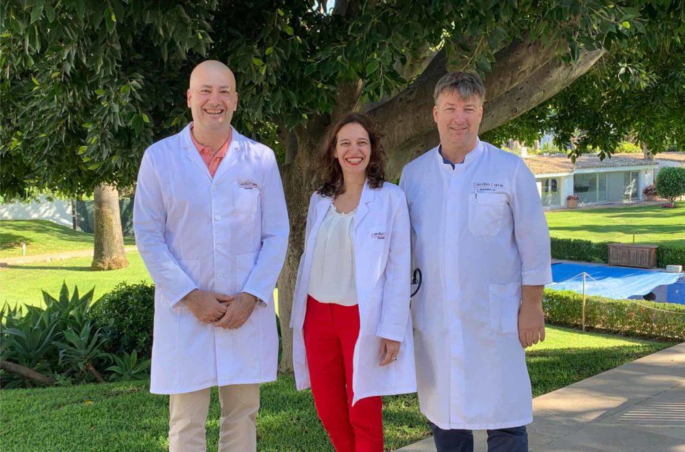 cardiology team