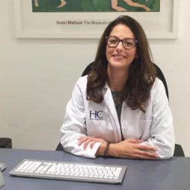 Dra. María Rabadán