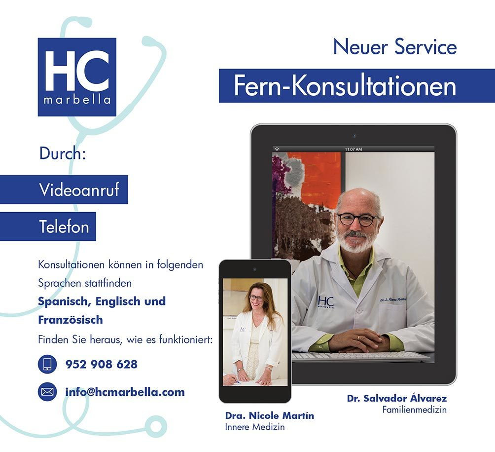 Fern-Konsultationen