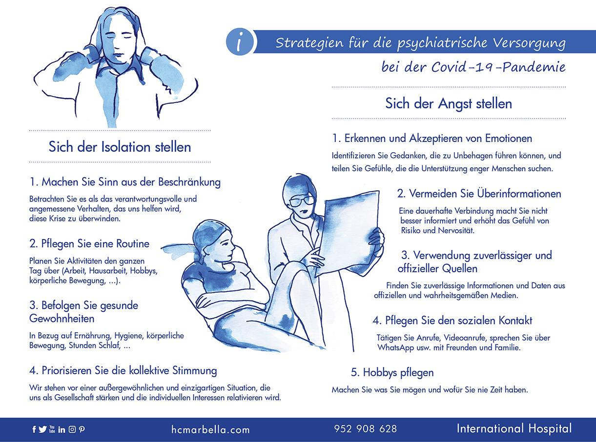 Strategien für die psychiatrische Versorgung
