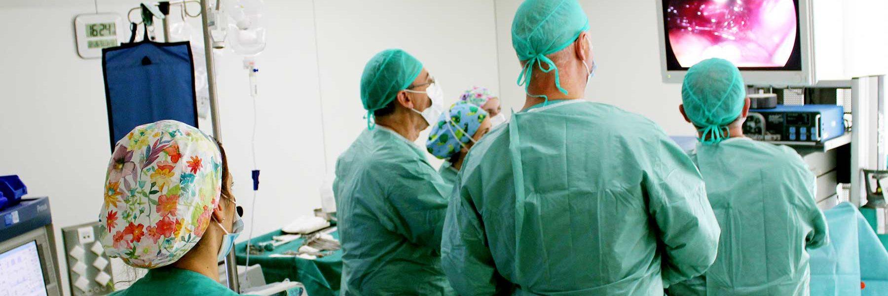 cirugía ginecológica