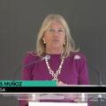 La alcaldesa visita HC Cancer Center