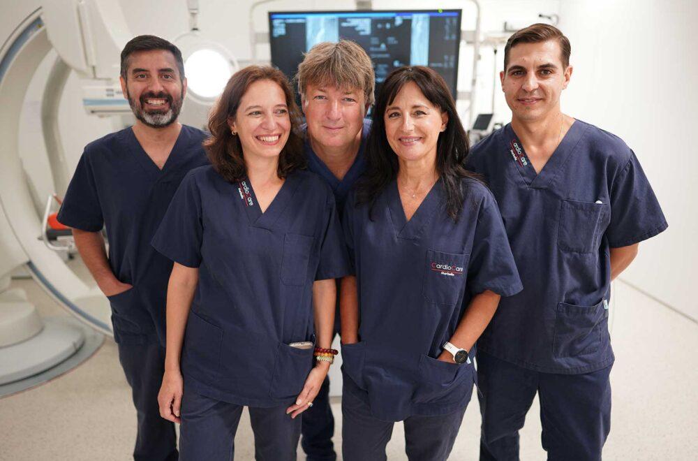 equipo CardioCare