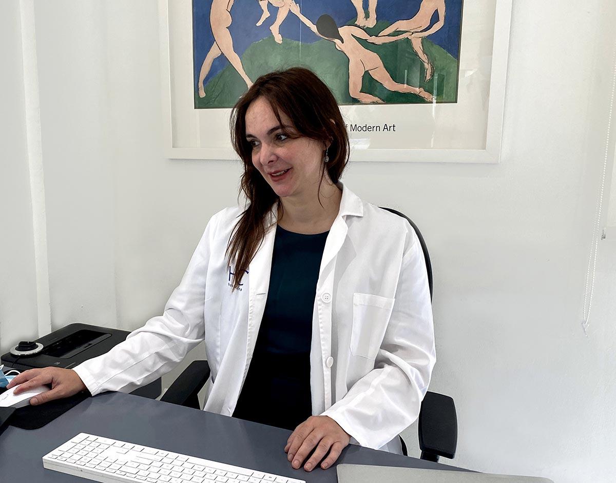 Presentación Dra. Teresa Moreno