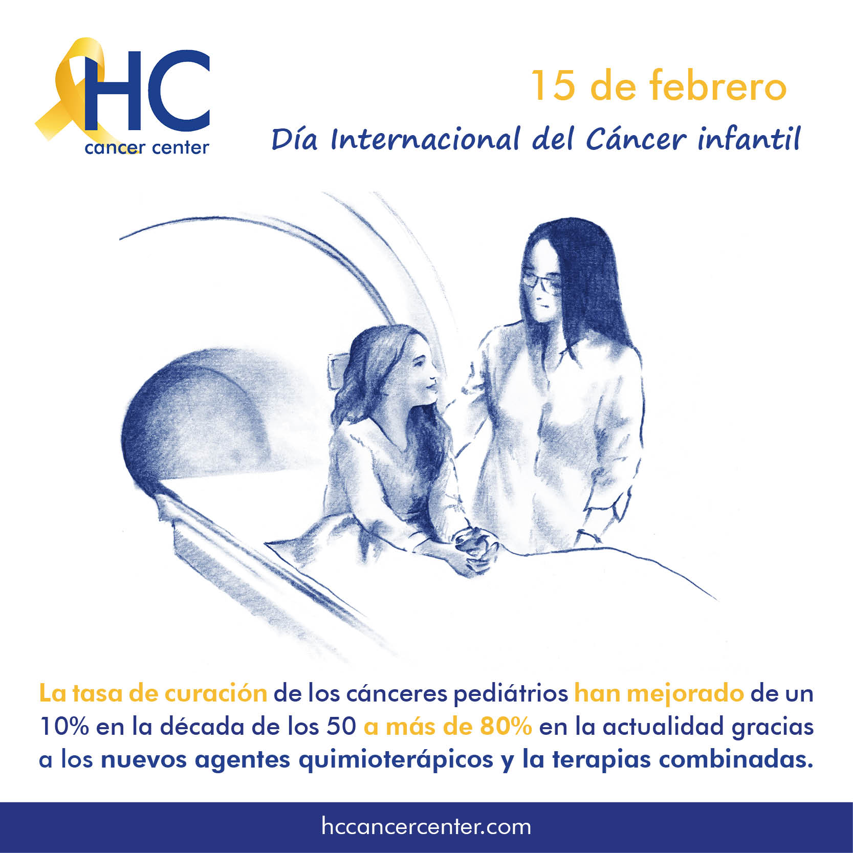 cancer infantil supervivencia
