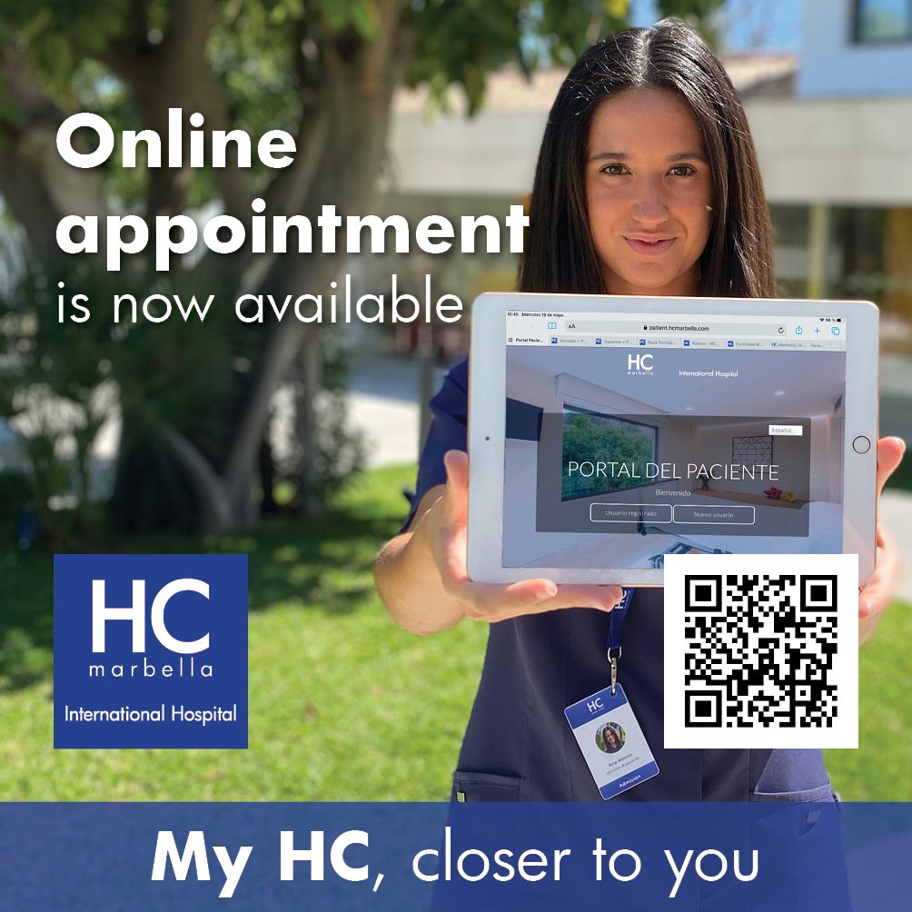 My HC online appointment