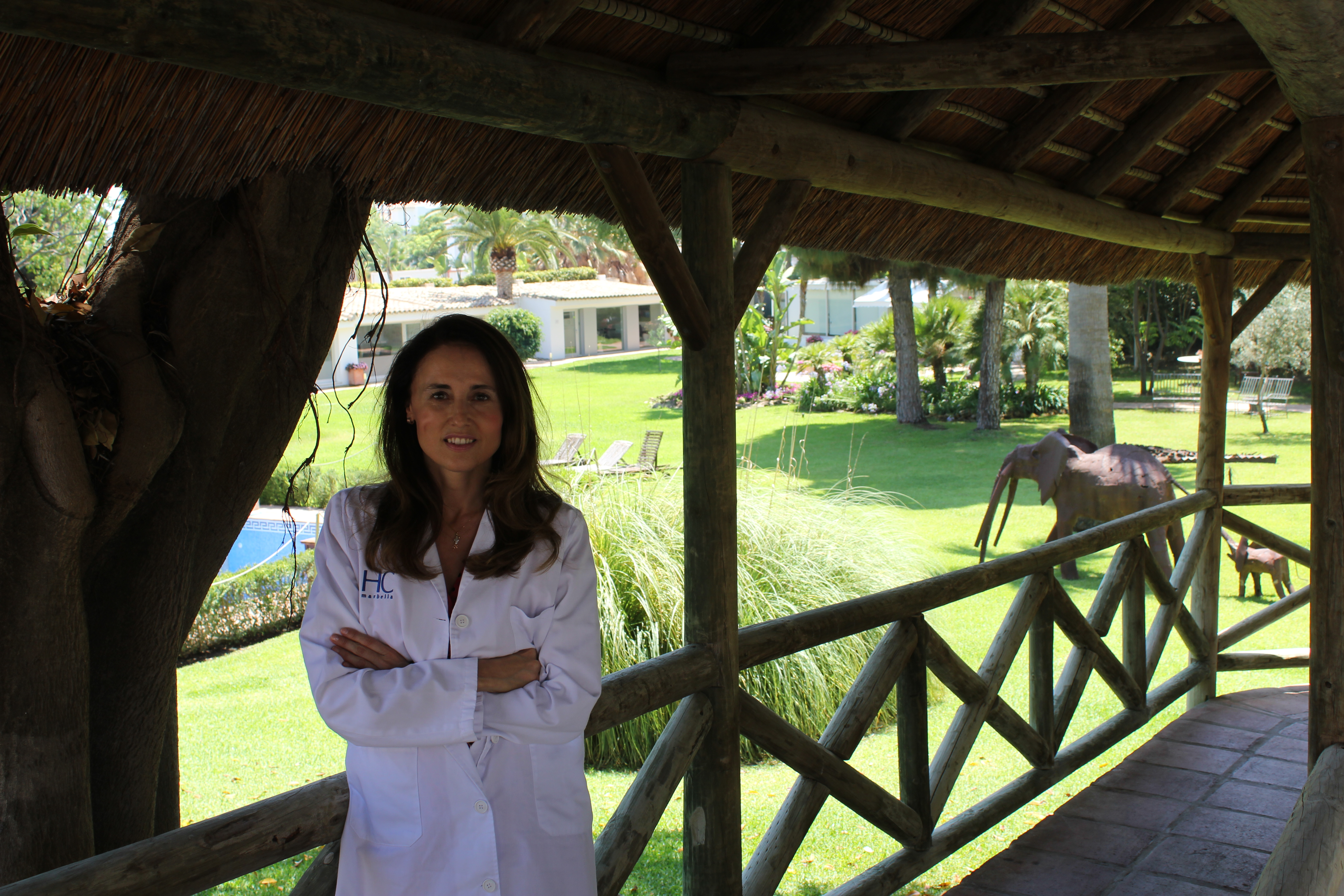 Dra. Marta Frieyro en Marbella