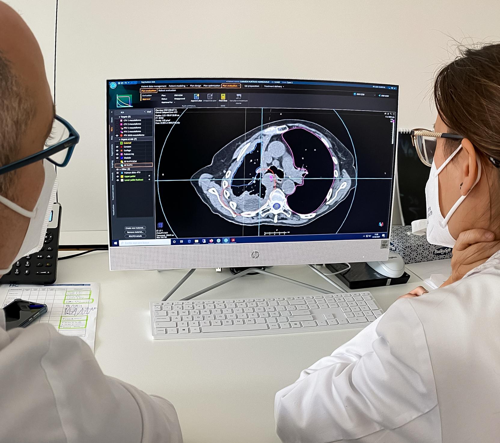 planificacion de radioterapia